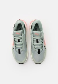 Puma - PROVOKE XT PEARL - Sports shoes - aqua gray/marshmallow/nrgy peach - 3