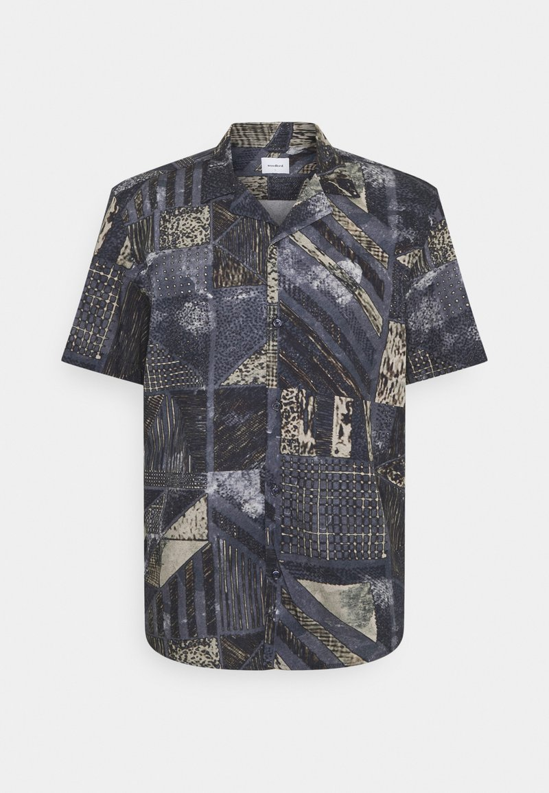 Woodbird - SRINK CUBA  - Shirt - navy
