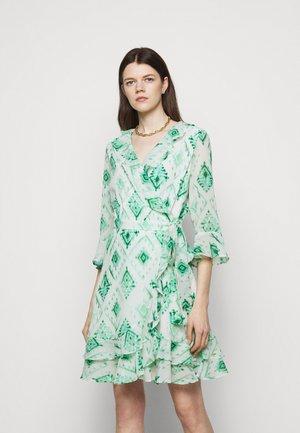 LIVREA - Day dress - verde smeraldo