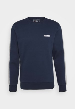 JCOZ SPORT CREW NECK - Sweater - navy blazer
