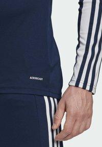 adidas Performance - SQUADRA 21 - Pitkähihainen paita - blue - 3