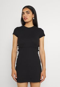 The Ragged Priest - DRESS - Jersey dress - black - 0