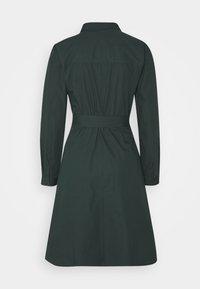 ICHI - SARAH  - Shirt dress - pine grove - 1