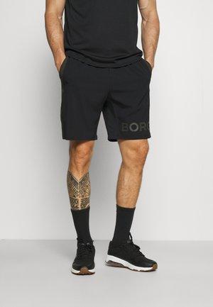 SHORTS - Sports shorts - black beauty