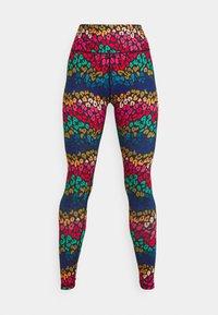 Never Fully Dressed - RAINBOW LEOPARD LEGGINGS - Leggings - Trousers - multi - 3