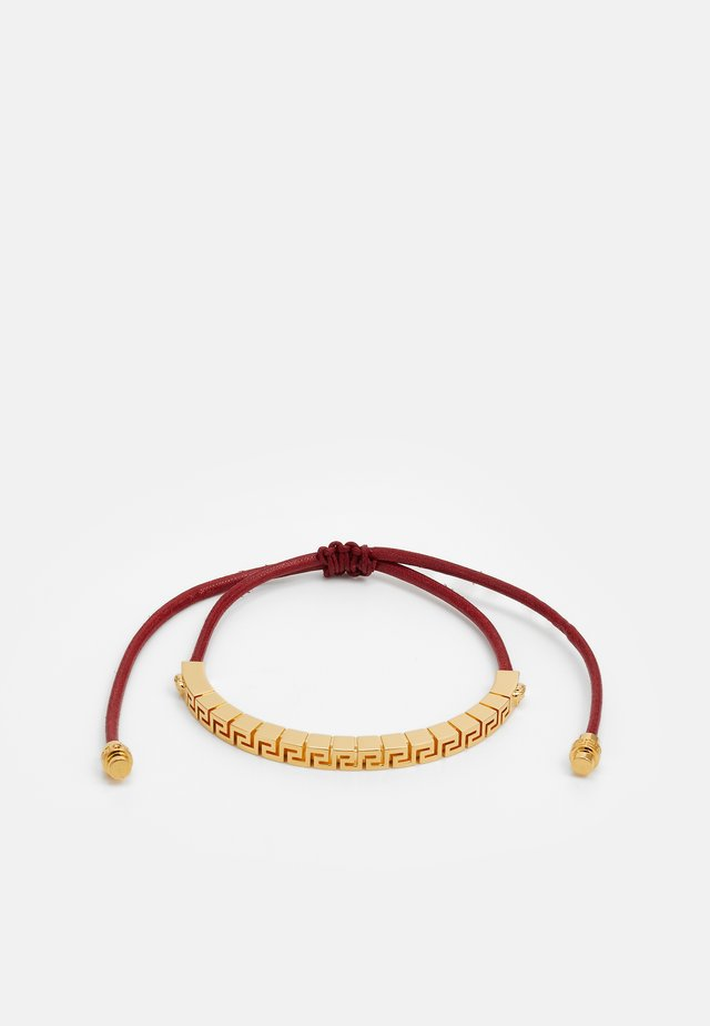 Armband - rosso/gold-coloured