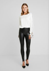 AllSaints - CORA  - Leggings - Trousers - black - 1