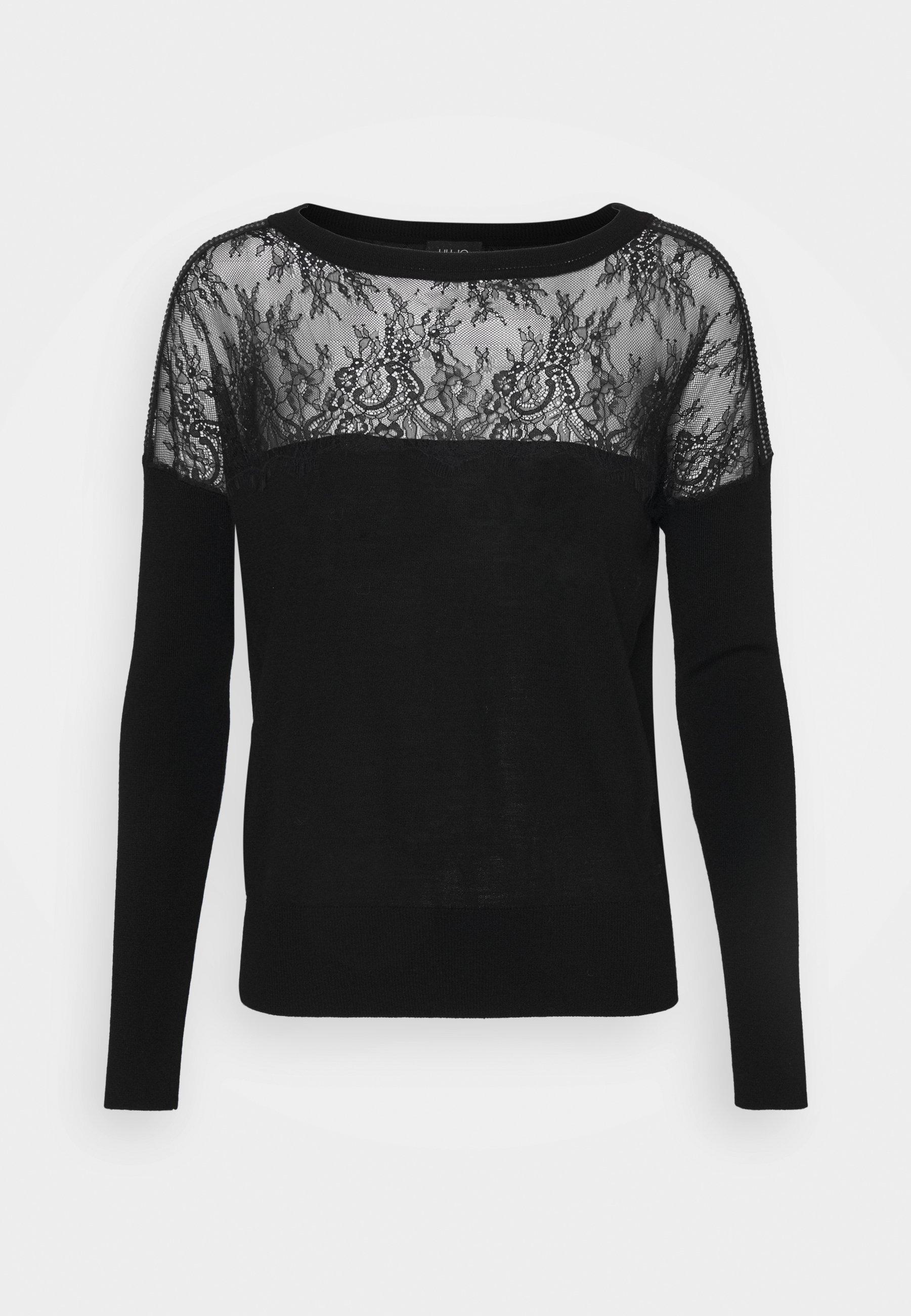 Femme MAGLIA CHIUSA BOAT SENSUAL - Pullover