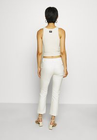 Mos Mosh - IVANA NIGHT KICK - Trousers - off-white - 2