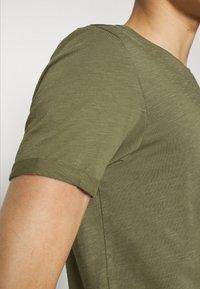 Esprit - T-shirt - bas - khaki green - 4
