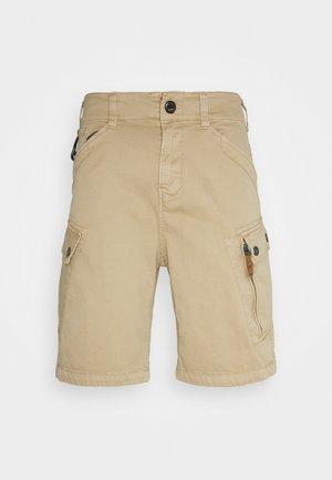 ROXIC - Cargo trousers - sahara