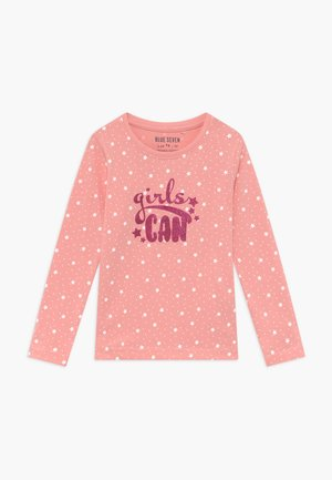 KIDS GIRLS CAN - Langærmede T-shirts - flamingo