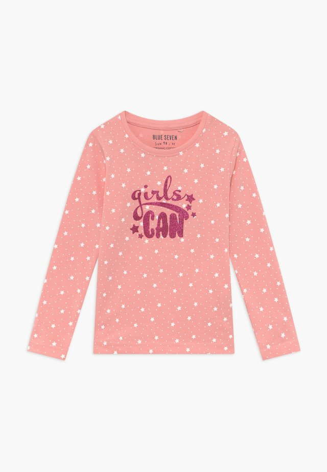 KIDS GIRLS CAN - Camiseta de manga larga - flamingo