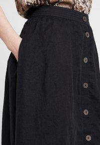 Esprit - A-line skirt - black - 4