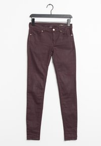 Mango - Trousers - purple - 0