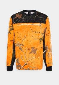 HUF - ENDO - Long sleeved top - orange - 0