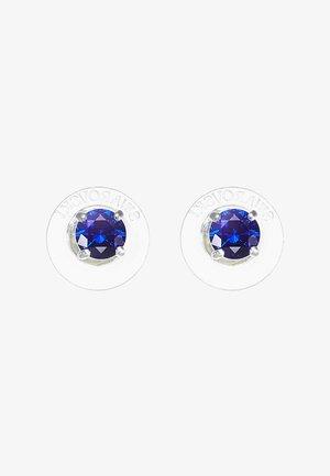 ATTRACT STUD NEW - Earrings - nano dark blue