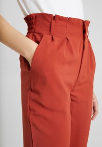 Even&Odd - Trousers - rusty red - 4