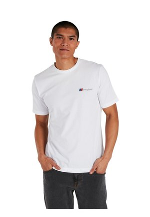 ORGANIC CLASSIC LOGO  - Basic T-shirt - white