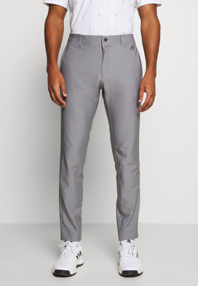 ULTIMATE PANT - Trousers - grey three