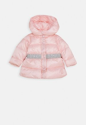 BABY - Winter coat - rosa chiaro