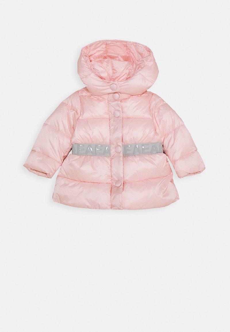 Emporio Armani - BABY - Veste d'hiver - rosa chiaro