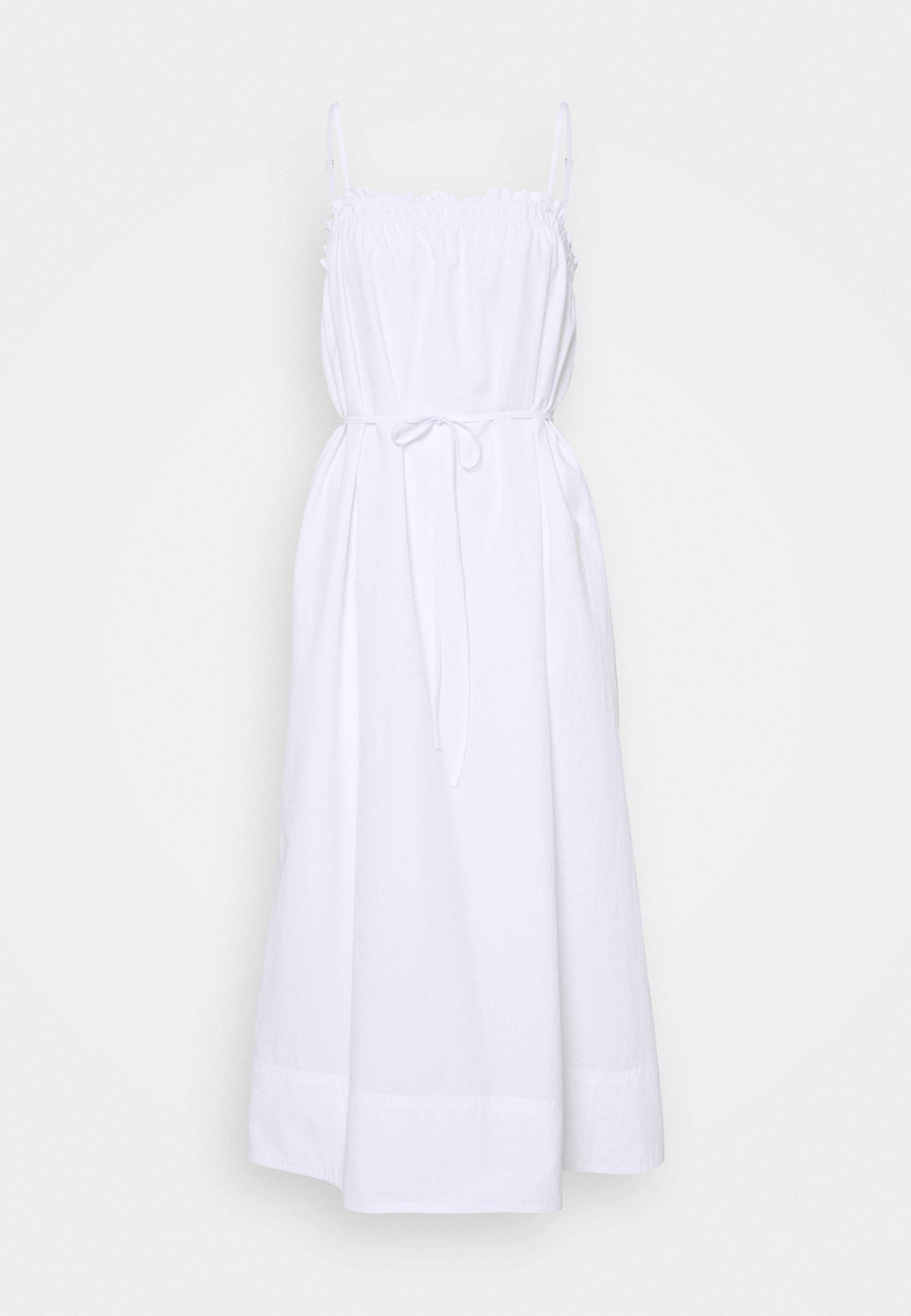 Mujer GATHERED RUFFLE A LINE - Vestido informal