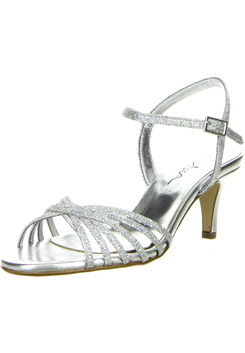 Vista - Bridal shoes - silber
