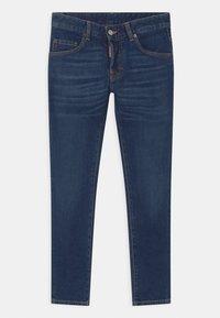 Dsquared2 - UNISEX - Slim fit jeans - denim - 0