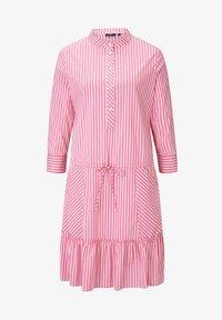 JOOP! - Shirt dress - pink/weiß - 6