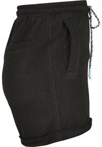 Urban Classics - FRAUEN  - Shorts - black - 7