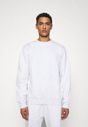 CASUAL CREW - Sweatshirt - light grey melange