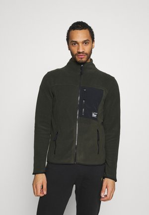 TURNA JACKET - Fleecejacke - rosin