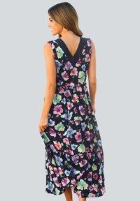 Alba Moda - Day dress - marineblau - 2