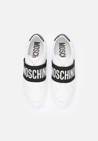 MOSCHINO - Trainers - white - 8