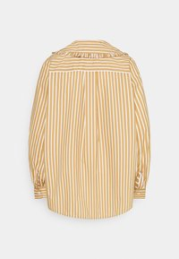 Samsøe Samsøe - FRANKA LONG - Button-down blouse - tan - 1