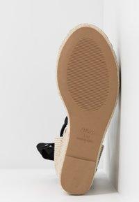 New Look - TRINIDAD - High heeled sandals - black - 6