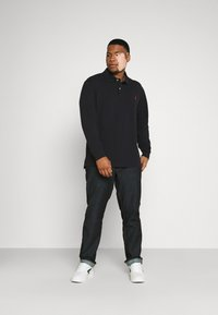 Polo Ralph Lauren Big & Tall - BASIC - Polo - black - 1