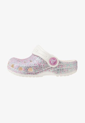 CLASSIC GLITTER - Pool slides - oyster