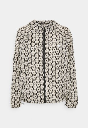 LINA PACKABLE WINDBRKR - Summer jacket - caviar