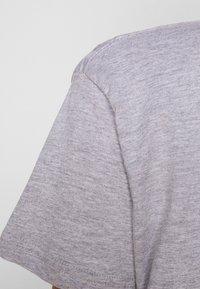 Missguided Petite - BASIC DRESS 2 PACK - Sukienka z dżerseju - grey marl - 5