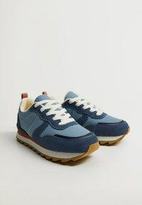 Mango - Sneakers basse - blau - 2