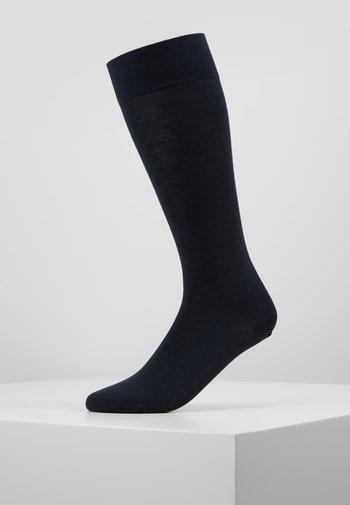 SENSUAL - Knee high socks - night blue