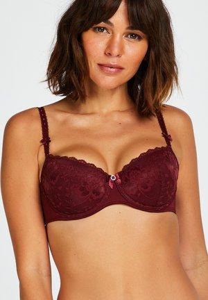 MAYA - Underwired bra - red