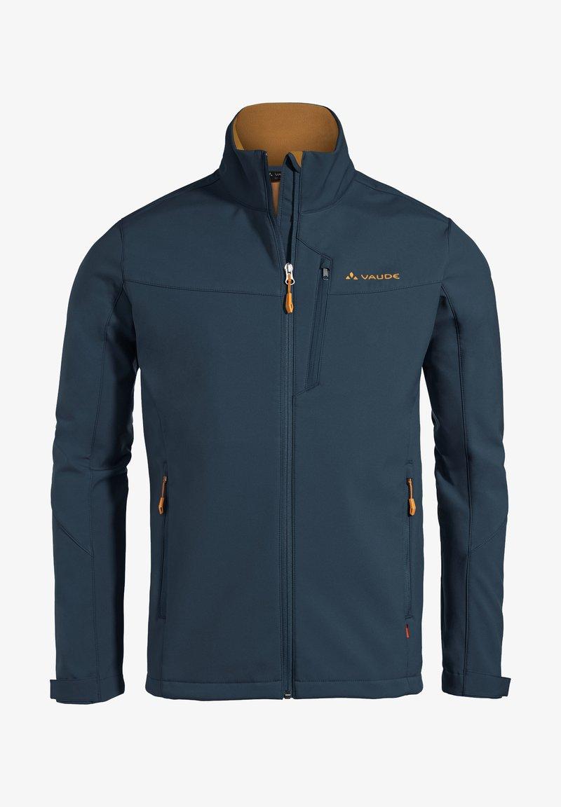Vaude - Soft shell jacket - steelblue
