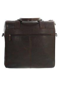 Braun Büffel - Briefcase - dark brown - 1