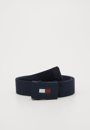 PLAQUE BELT - Vyö - blue
