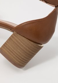 Call it Spring - Sandalias - cognac - 2