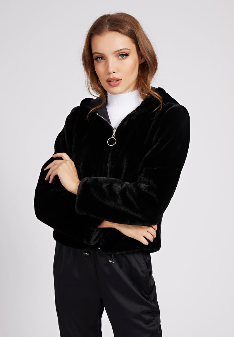 Guess - Winter jacket - schwarz
