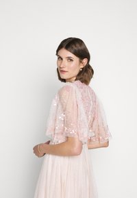 Needle & Thread - PATCHWORK BODICE BALLERINA DRESS - Koktejlové šaty/ šaty na párty - ballet slipper/pink - 4